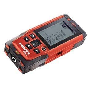 misuratore laser Hilti