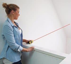 misuratore laser Stanley tlm 165