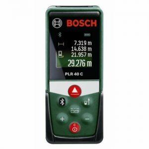 misuratore laser Bosch PLR 40 C